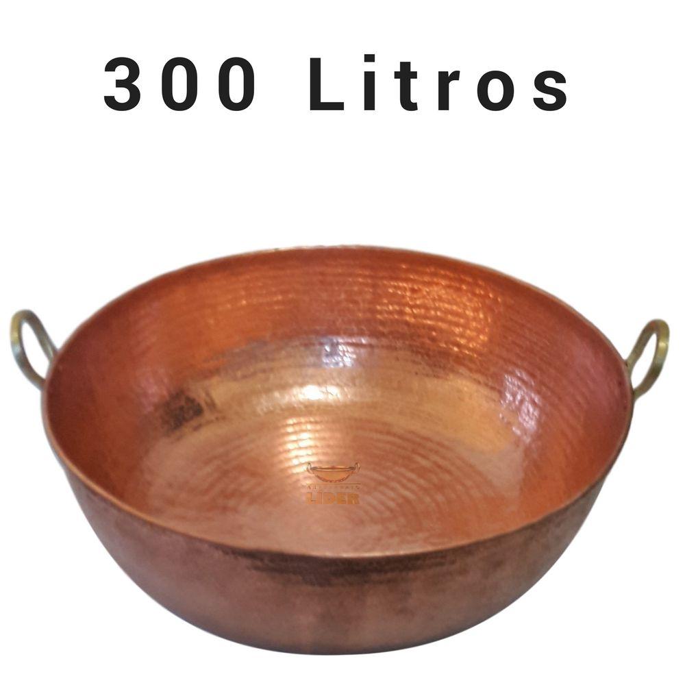 Tacho de Cobre 300 litros
