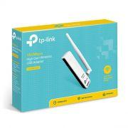 ADAPTADOR USB WIRELESS N 150 Mbps C/ANT TL-WN722N TP-LINK@