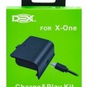 Bateria Carregador Xbox One Cabo Recarregável P/ Controle EN-008
