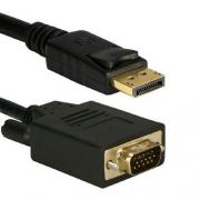 CABO DISPLAY PORT PARA VGA 1,80M CB-DP-VGA