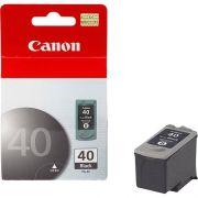Cartucho Preto Pg-40 Pg40 Canon P Pixma Ip1200 Ip1300 Ip1800 Mp180
