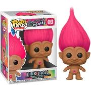 FUNKO POP! TROLLS - PINK TROLL #03