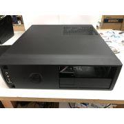 GABINETE SLIM ATX C/ FONTE SEASONIC 300W REAL 80PLUS BRX