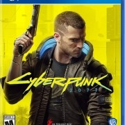 Game Cyberpunk 2077 - PS4 Midia Física