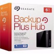 HD EXT USB 3.0 6TB SEAGATE BACKUP PLUS HUB 3.5 STEL6000100 BOX