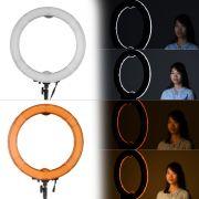 ILUMINADOR RING LIGHT 12 POLEGADAS 180 LEDS EXBOM JR-RL-12 03073