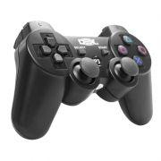 JOYSTICK WIRELESS DUAL SHOCK PS3 PRETO XC-03 DEX
