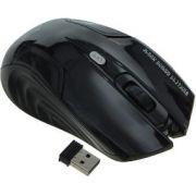 Mouse Sem Fio E-1500 Dpi 1600 P/ Notebook Pc Gamer 10 Metros Shinka