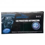 Projetor Porta De Carro Luz Cortesia Volkswagen D-C1