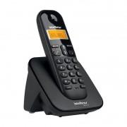 TELEFONE SEM FIO 1.9GHZ TS3110 PRETO INTELBRAS