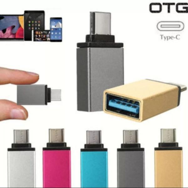 ADAPTADOR OTG TYPEC PARA USB FEMEA AT-OTG-TPC