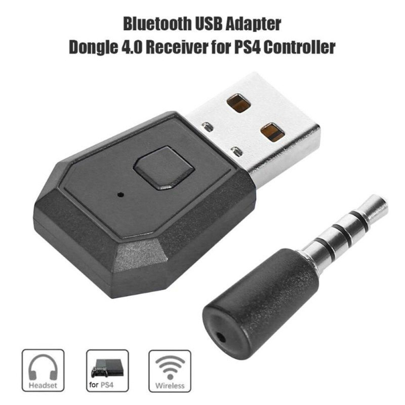Adaptador Para Fone De Ouvido Sem Fio Bluetooth Para Ps4 al-001