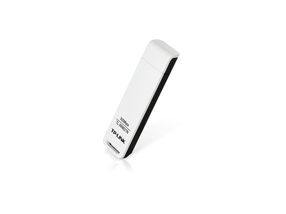 ADAPTADOR USB WIRELESS N 300 Mbps TL-WN821N TP-LINK@