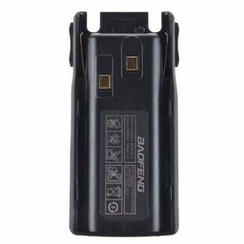 Bateria P/ Radio Ht Baofeng 4200 Mah Uv82 Bl-8 7.4v