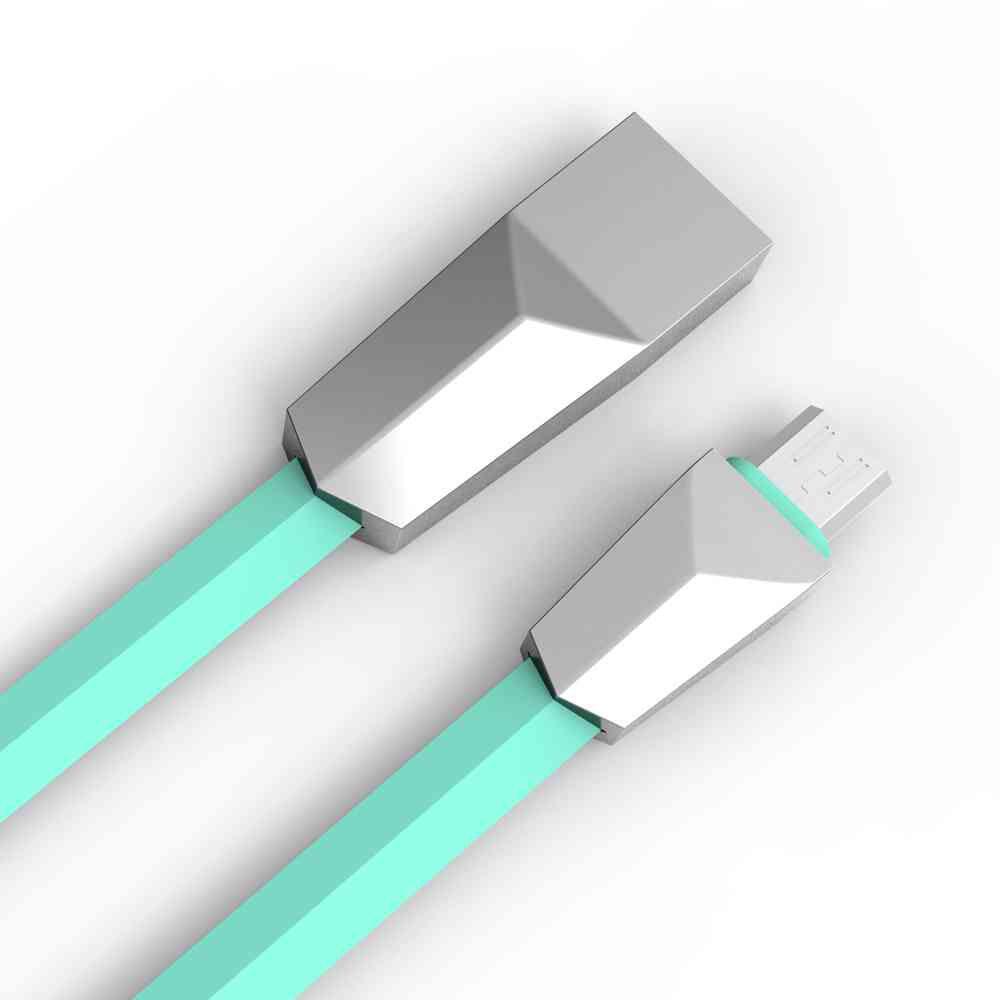 CABO MICRO USB 2.4 AM x USB 1m VERDE CB-M170GR C3 TECH@