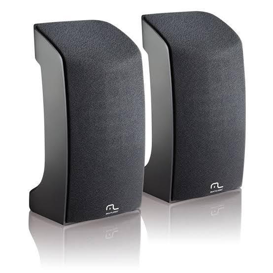 CAIXA DE SOM 2.0 1W RMS COMPACT USB
