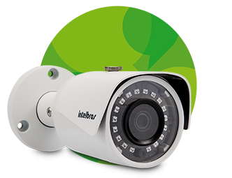 Câmera bullet IP VIP S3020 G2 intelbras