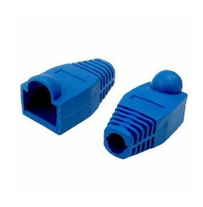 CAPA P/ CONECTORES DE PLASTICO RJ45  C/ 100 CP-45