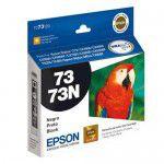 Cartucho de Tinta EPSON Preto TO73120 P/ Stylus C79/CX 6900F/CX 3900/CX 5900/CX4900