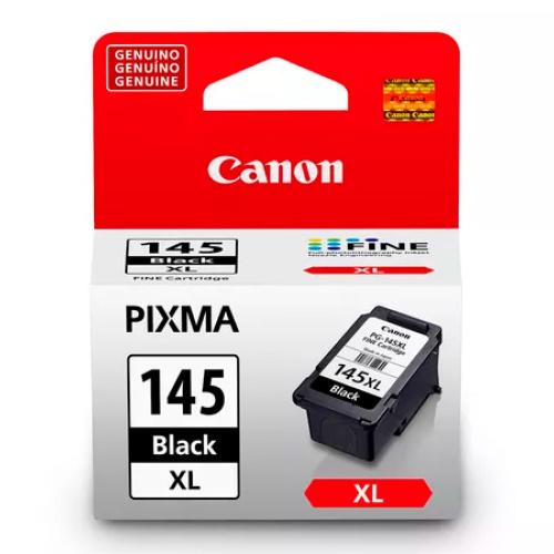 Cartucho de Tinta Original Canon PG-145XL Preto