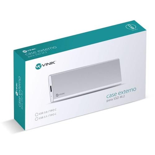 CASE EXTERNO PARA SSD 2.5
