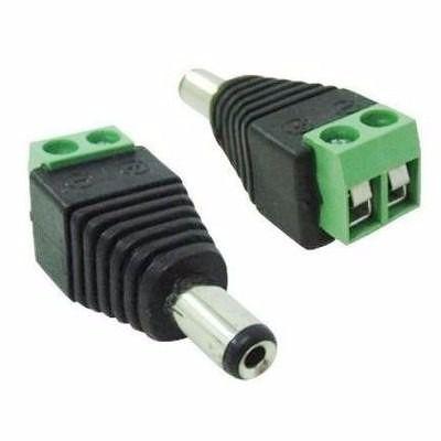 Conector Bnc P4 Macho Borne Para Cftv