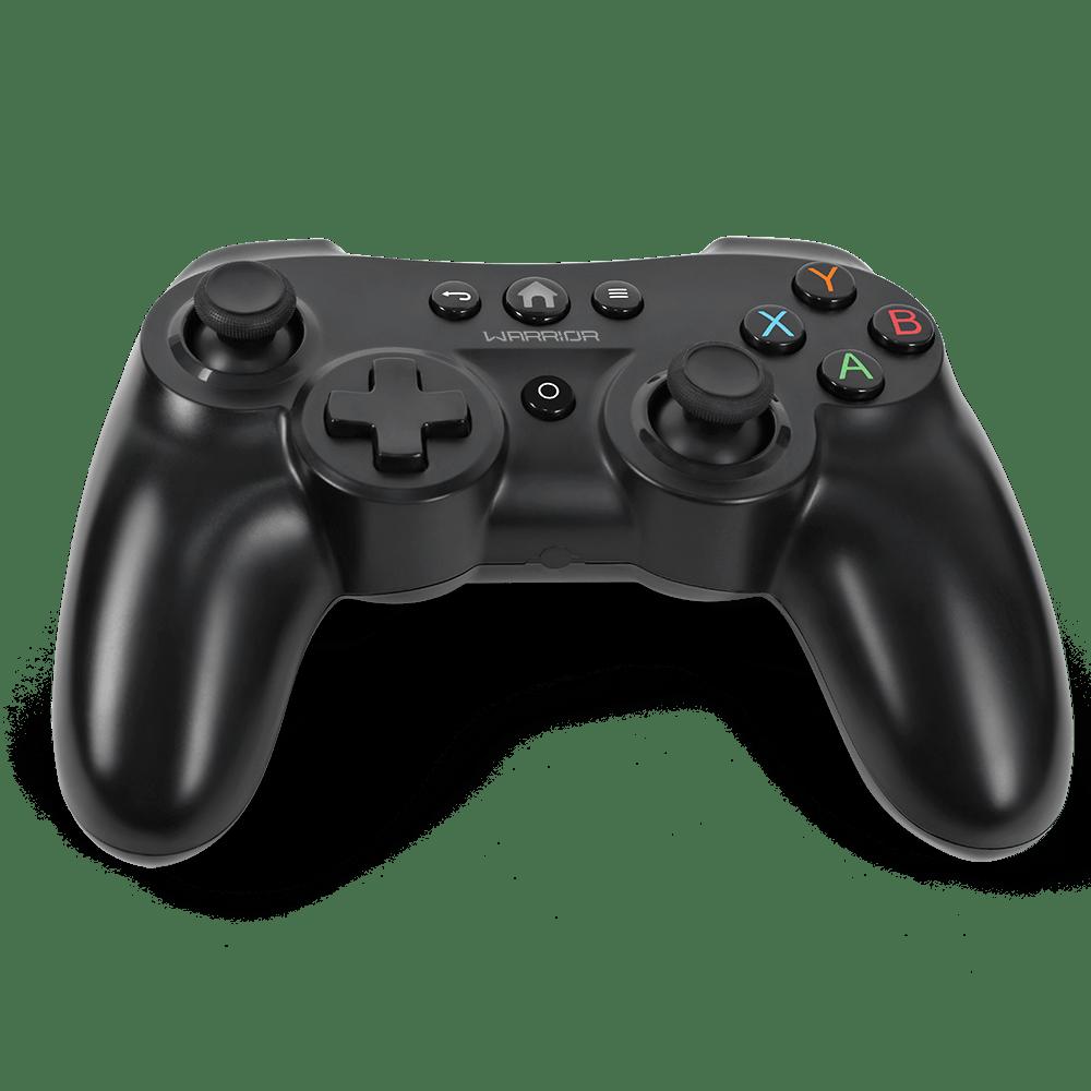 Controle Gamer Warrior Takeo Smartphone Bluetooth - JS088