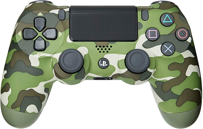 Controle Ps4 Dualshock 4 Sem Fio camuflado Playstation 4 ORIGINAL SONY