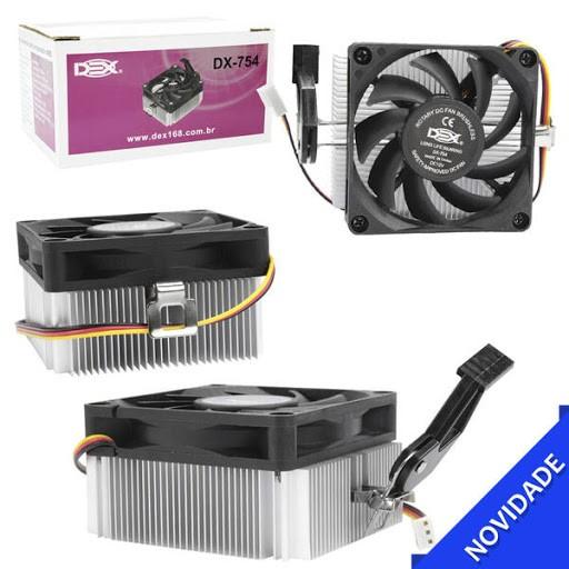 Cooler Dex P / Processador Amd Dx-754 Dex