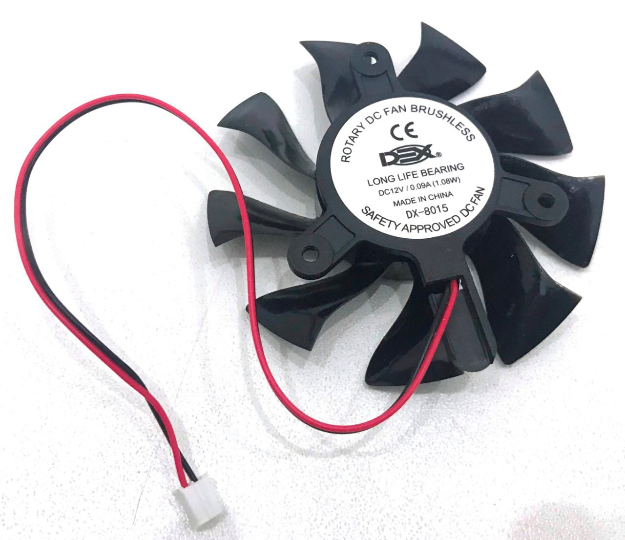 Cooler Fan Placa De Video 70mm Nvidia Amd Intel Ventoinha DX-8015