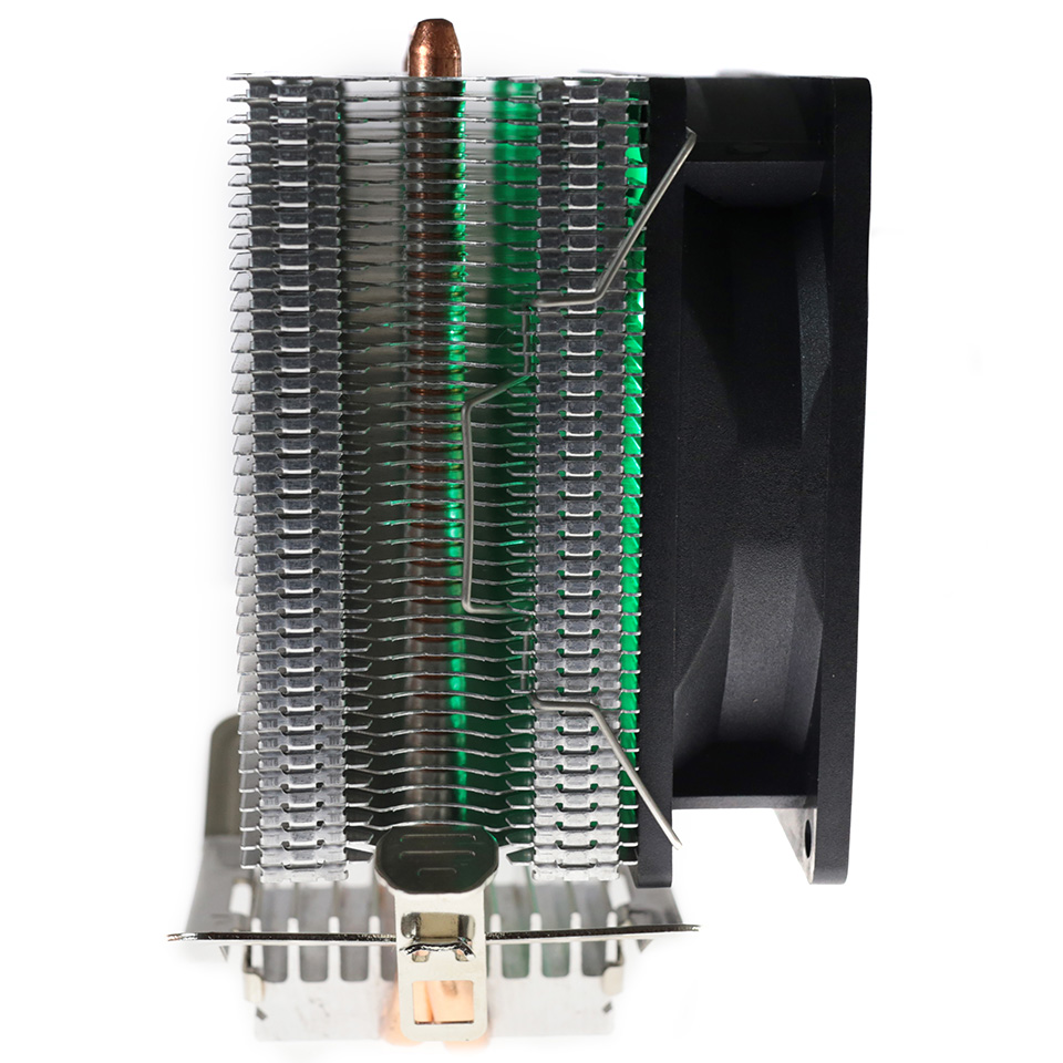 COOLER P/ PROCESSADOR UNIVERSAL CL-180 VERDE HOOPSON INTEL E AMD