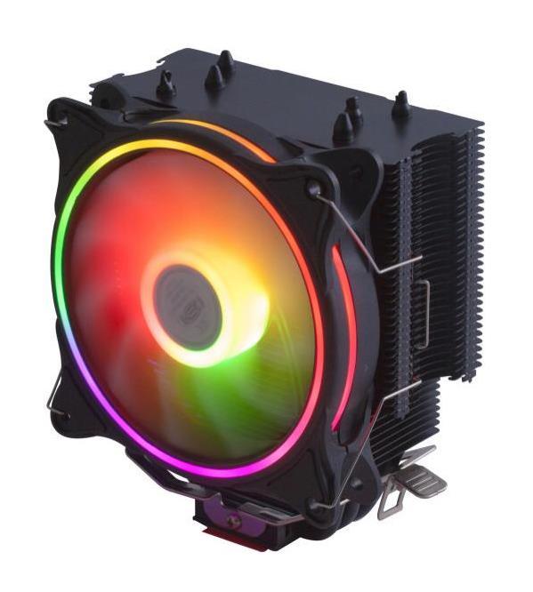 COOLER PAARA PROCESSADOR INTEL AMD 120MM TDP 130W  DX-2019
