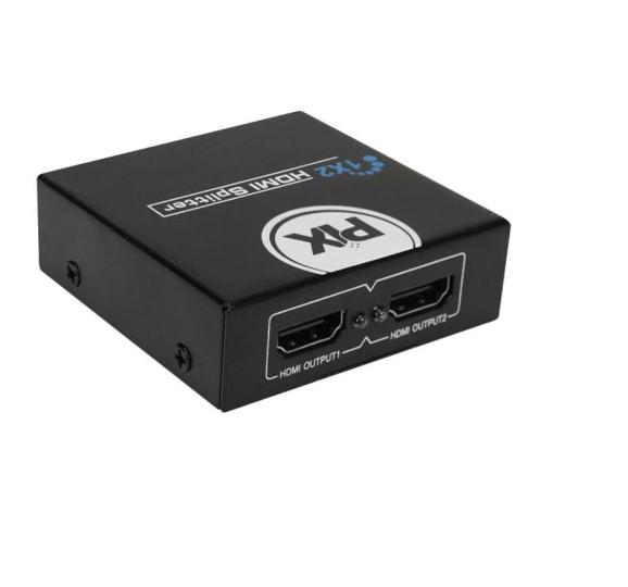 DIVISOR DE VIDEO - HDMI 1 ENTRADA PARA 2 SAIDAS - 1.4