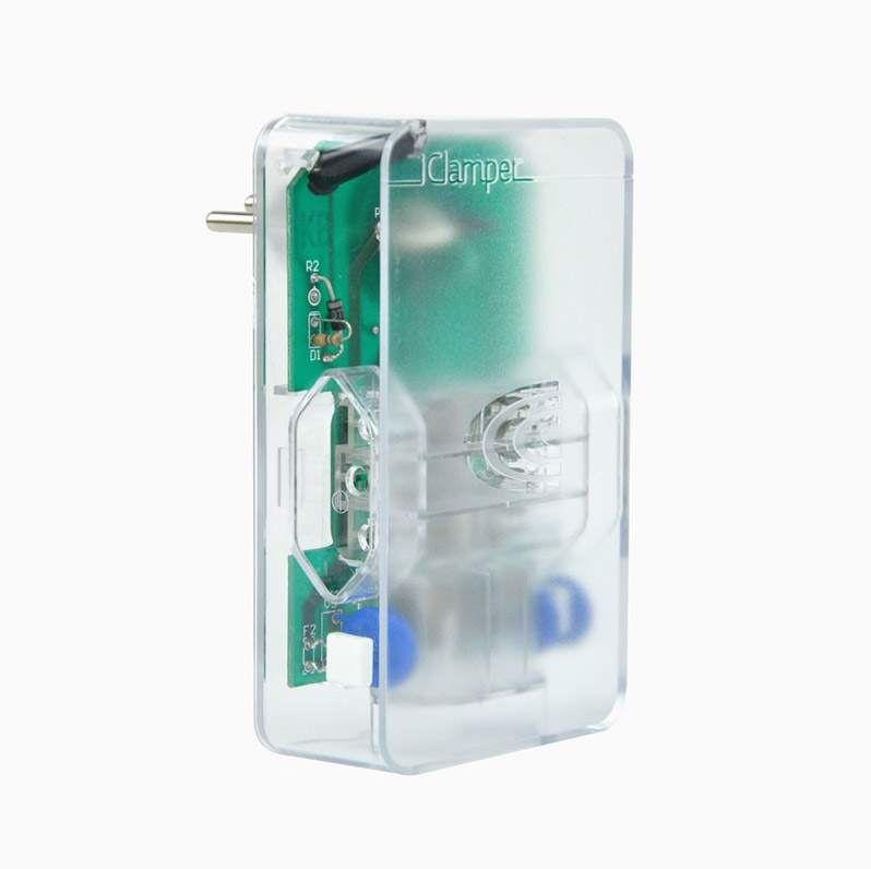 DPS iCLAMPER ENERGIA 3 BIVOLT TRANSPARENTE CLAMPER
