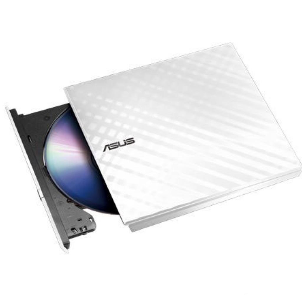 DRIVE DVD-RW EXTERNO SLIM METALICO USB SDRW-08U5S-U ASUS