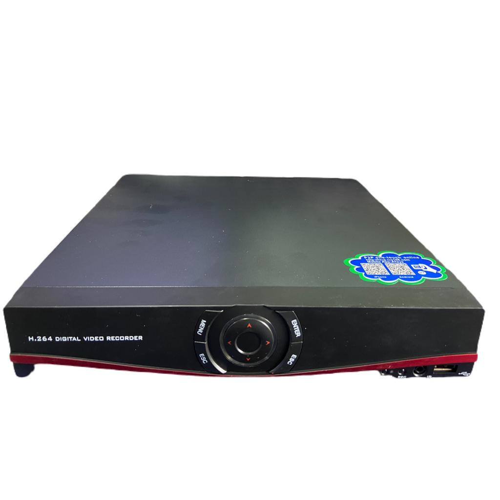 Dvr Ahd Stand Alone Hibrido 16 Canais / Cameras Nuvem P2p Ahd 5x1 720p