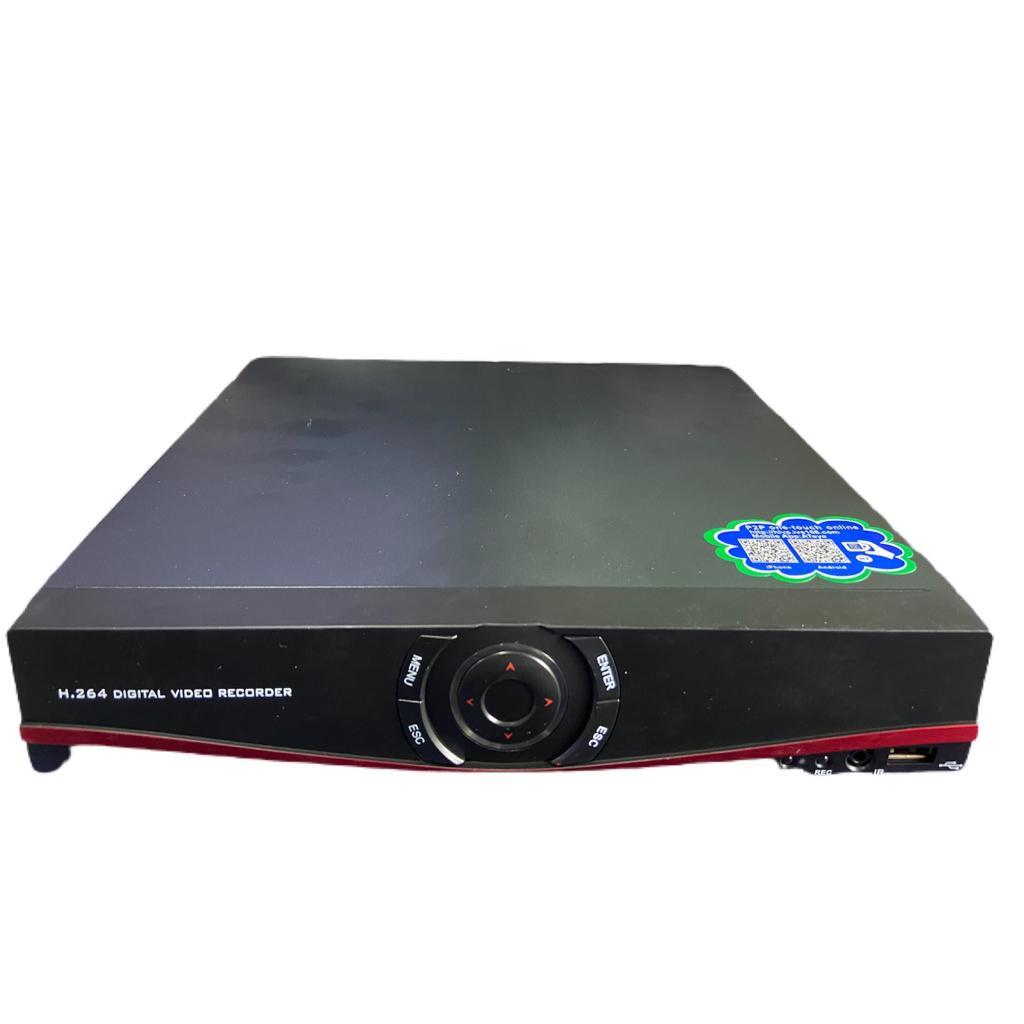 Dvr Ahd Stand Alone Hibrido 8 Canais / Cameras Nuvem P2p Ahd 5x1 720p