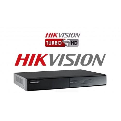 DVR HIKVISION DS-7204HGHI-F1 HD-TVI 04 CANAIS HD 720P