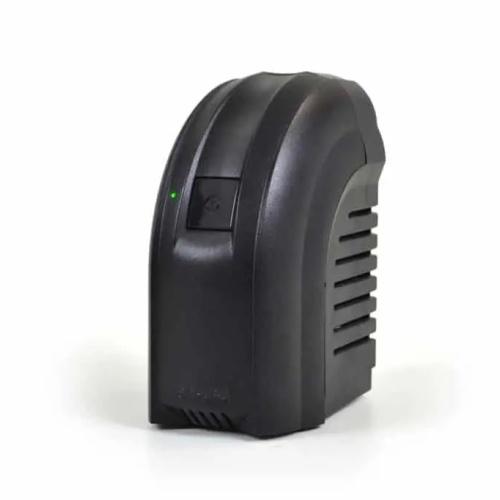 Estabilizador Ts Shara Eletrônico Powerest 500 Bivolt Slim 9016