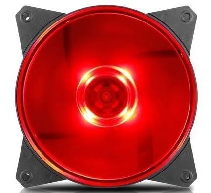 Fan Cooler Cooler Master MF120L Vermelho R4-C1DS-12FR-R1