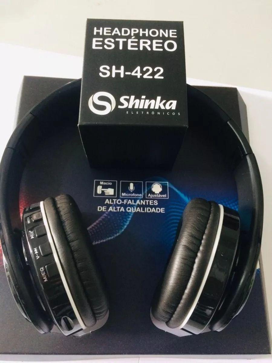 FONE BLUETOOTH SH-422 SHK