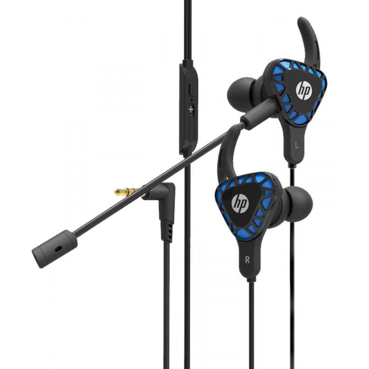 FONE Headset HP Inc GAME INTRA H150 PRETO P3 H150