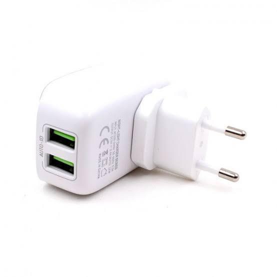 FONTE 2 USB COM LED TOUCH( COM CABO V8) SH-A2205-V8