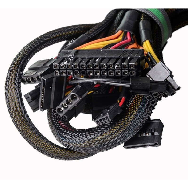 FONTE ATX 650W REAIS 80Plus BRONZE GM650 BOX GAMEMAX