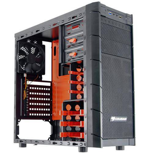 Gabinete Cougar Gamer Mid-tower Archon Usb 3. Pronta Entrega