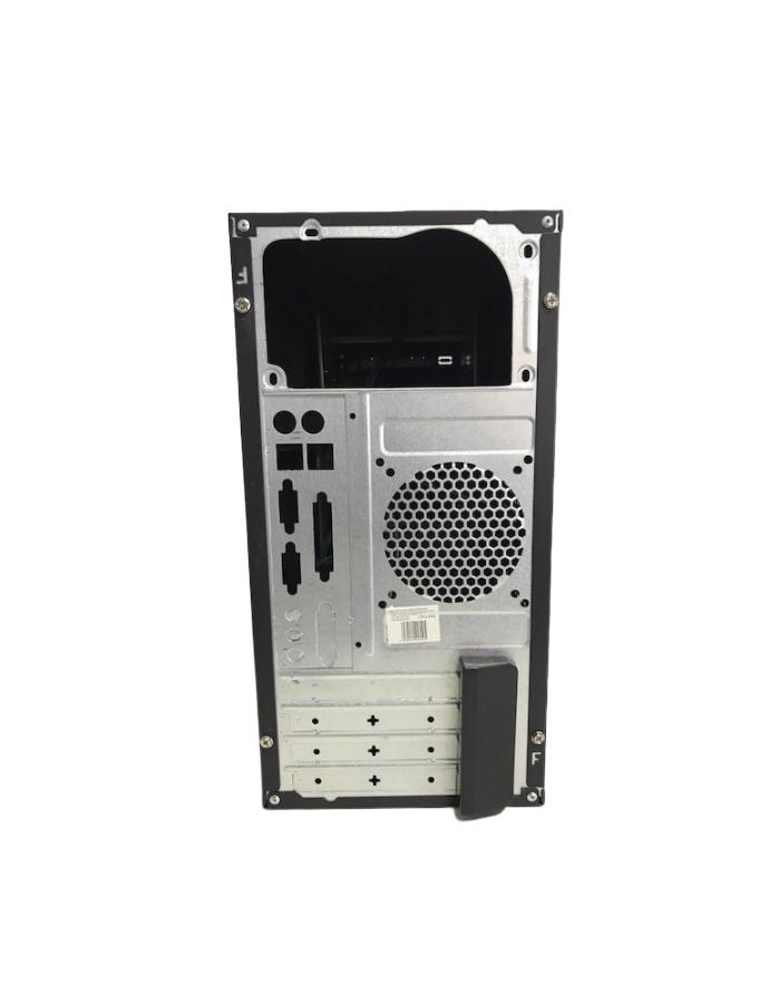 GABINETE SEM FONTE HOOPSON PRETO COM VERMELHO CPU008