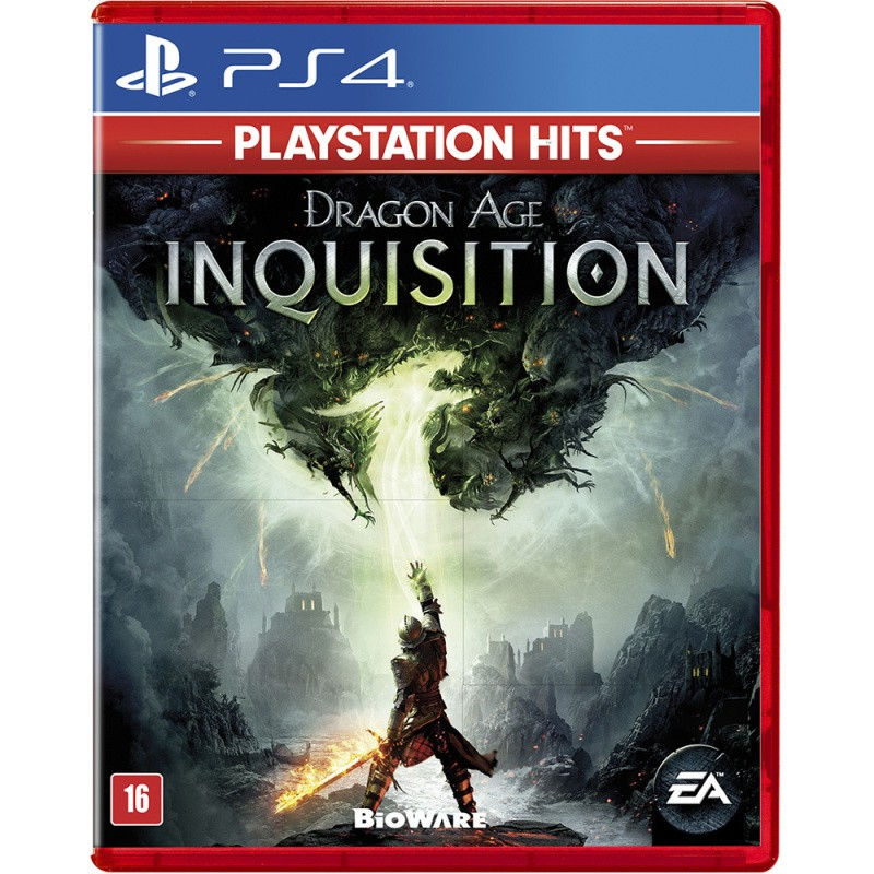 Game Dragon Age: Inquisition - PS4 Midia Física #SALDAOGAMES