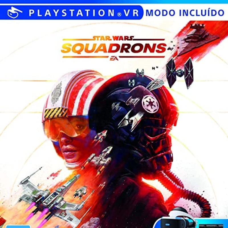 Game Star Wars Squadrons - PS4 Midia Fisica
