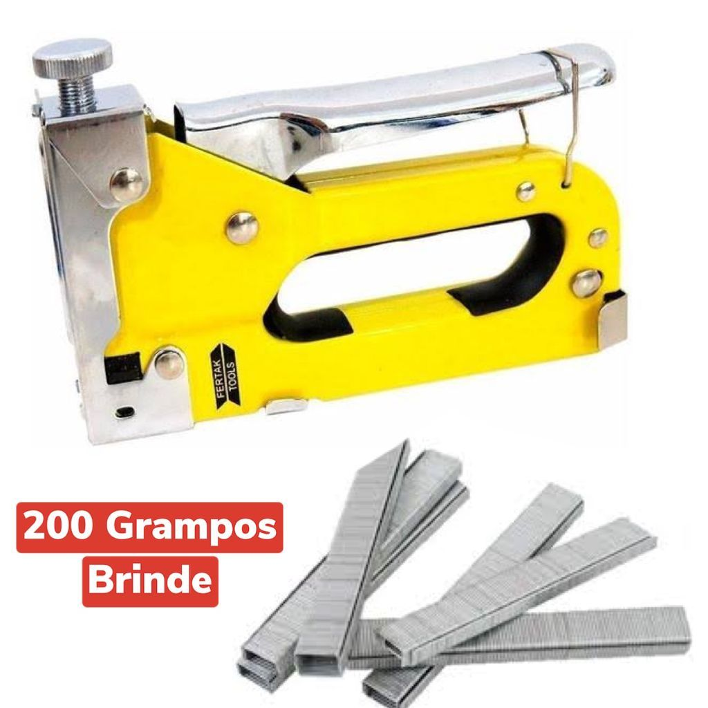 GRAMPEADOR PROFISSIONAL 4-14mm 8501 FERTAK