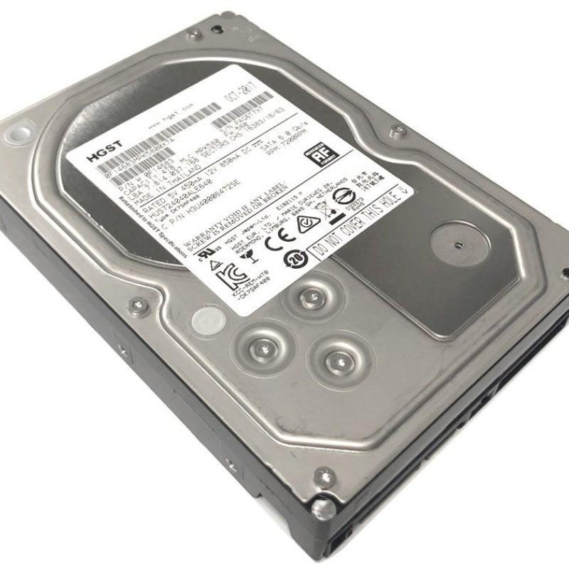 HARD DISK 4TB SATA3 7200RPM HITACHI - PN HUS724040ALE641